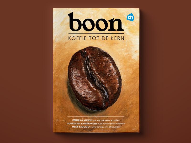 Koffiemagazine Boon – Albert Heijn